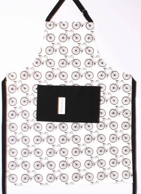 Bicycle apron Code; APR-BIC