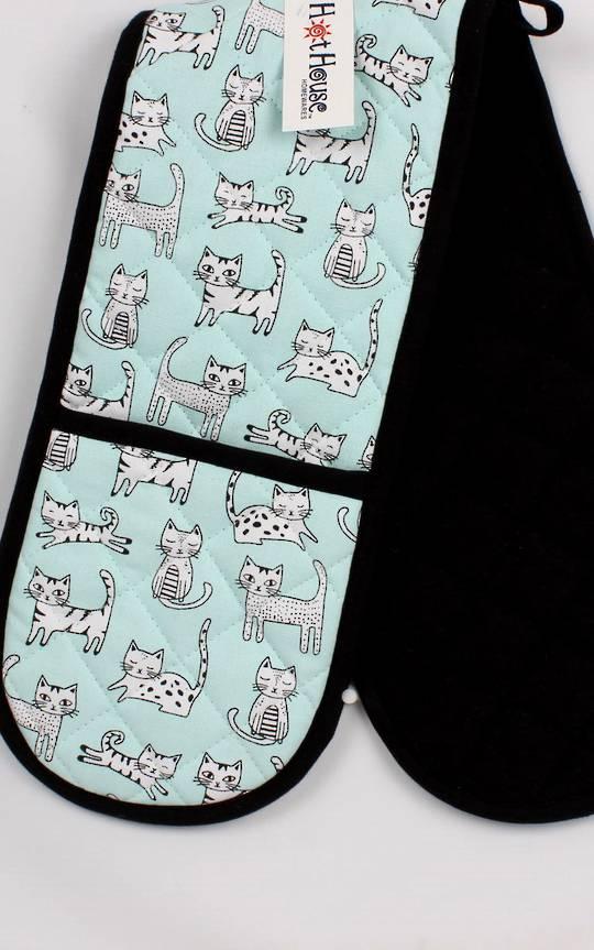 Kitty Cats double mitt CODE : DM-KIT