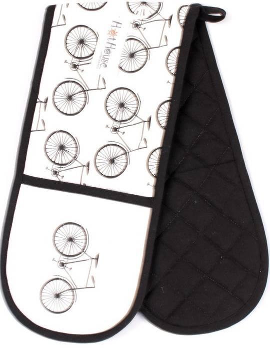 Bicycle double mitt Code; DM-BIC