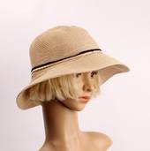 HEAD START linen packable hat natural Style: HS/4664/NAT