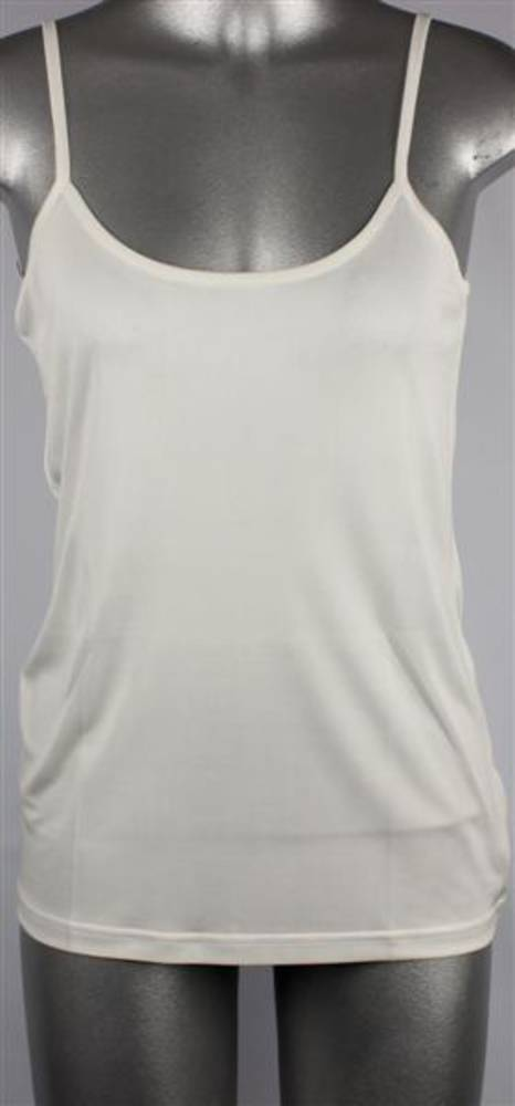 Pure silk camisole natural Code:AL/SILK/5P