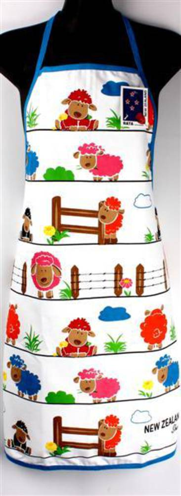 Apron Bright Sheep Code: S700/BS