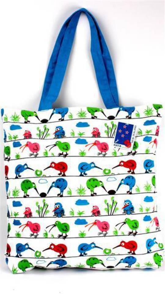 Carry bag Bright Kiwi Code:S772/BK