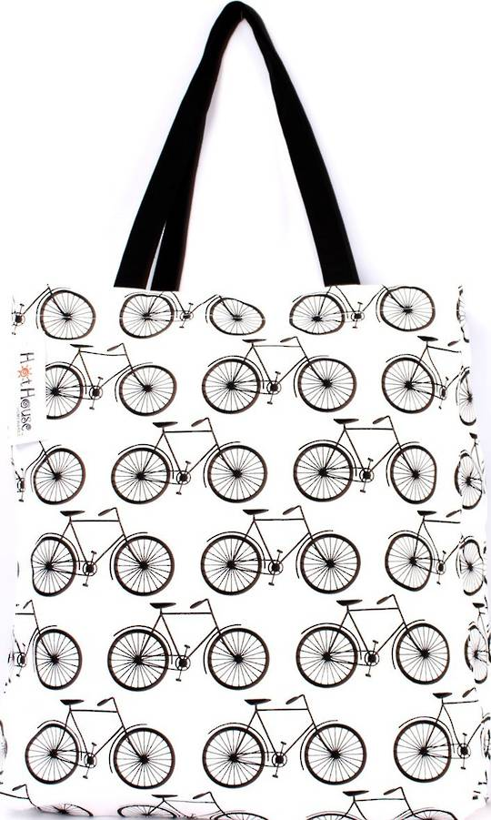 Bicycle tote bag Code; TB-BIC. NEXT DELIVERY JAN 2019