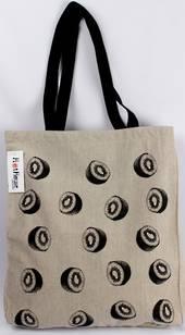 Kiwifruit tote bag CODE : TB-KIW