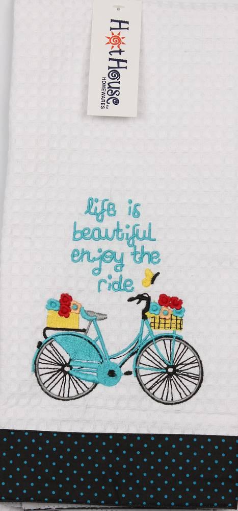 Novelty 'Enjoy the ride