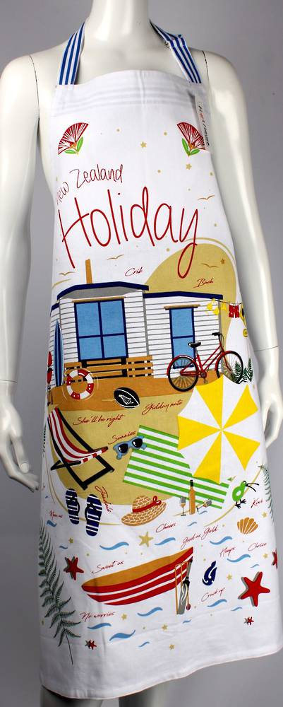 Holiday apron Code : APR-HOL new line