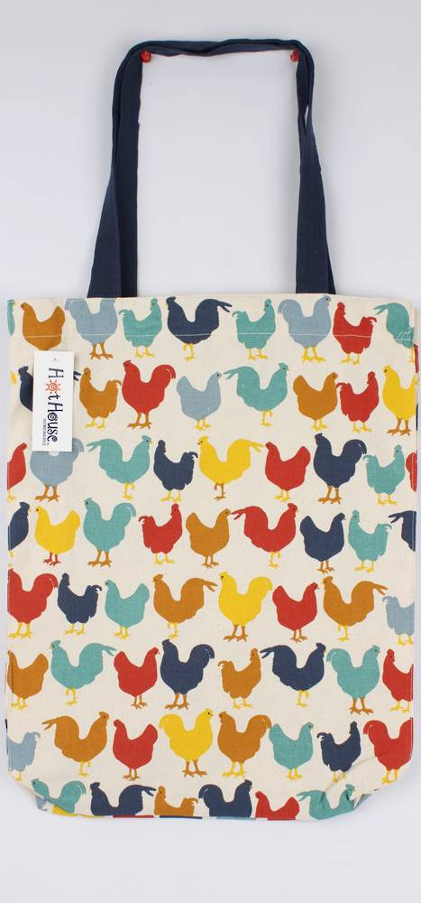 Chooks tote bag Code: TB-CHO.