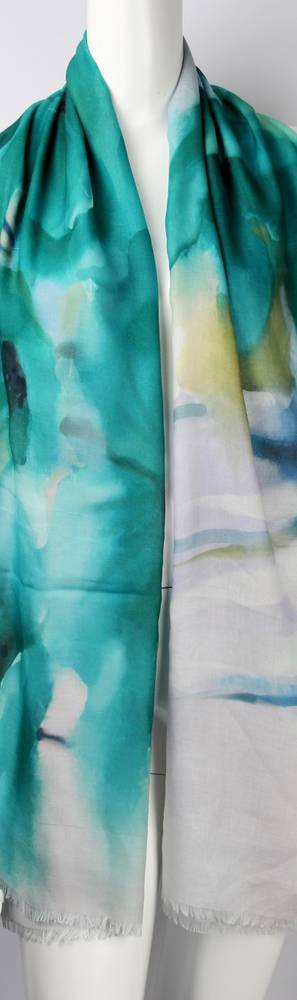 Alice & Lily printed scarf  Style: SC/4453/Ltd. Ed.