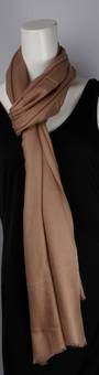 Alice & Lily pure wool scarf camel Style :SC/4553