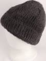 Headstart pull-on chenille beanie fully lined ink Style : HS/4559