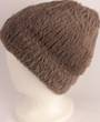 Headstart pull-on chenille beanie fully lined mocha Style : HS/4559