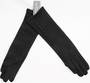 Winter ladies thermal lined long glove black Style; S/LK4605/BLK