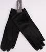 Winter ladies thermal lined glove w fur pompom black Style; S/LK4611/BLK