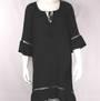 Alice&Lily cotton summer dress black Style: AL/4667