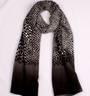 Alice & Lily printed  scarf  black Style:SC/4756BLACK