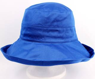Classic cotton noosa hat  denim Code:HS/5600 -10COLOURS