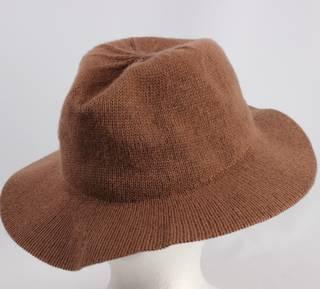 Wool fedora beige Style: HS/9091BGE