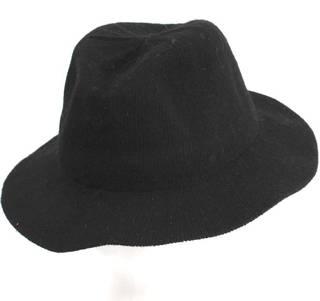 Wool fedora black Style: HS/9091BLK