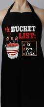 Awesome Aprons 'Bucket list' Code: APR/BUC