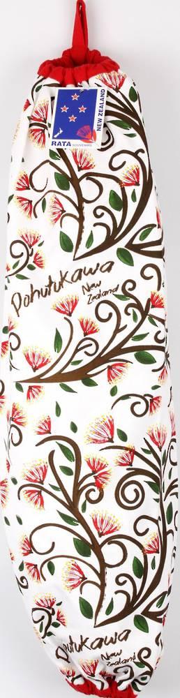 Bag saver Pohutukawa.  Code: BS-POH