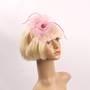 Headband fascinater w w spotted net blush STYLE: HS/4681 /BLUSH