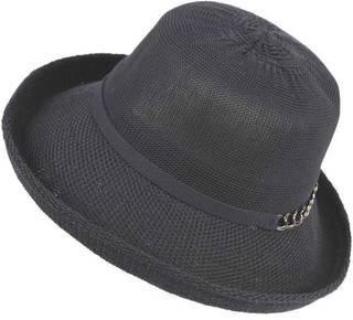 Bretton womens summer hat navy Style:HS/9086