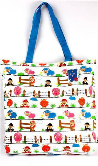 Carry bag Bright Sheep S722/BS