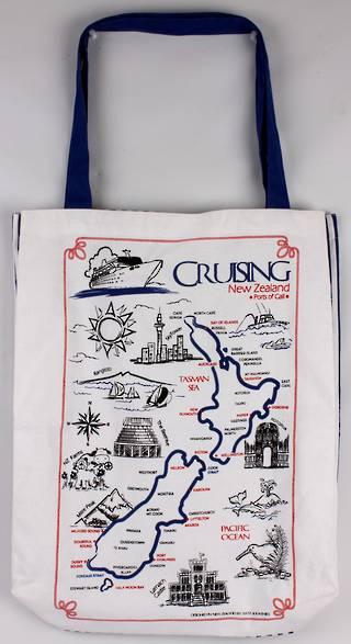 Cruise New Zealand tote bag CODE :S777/CRU