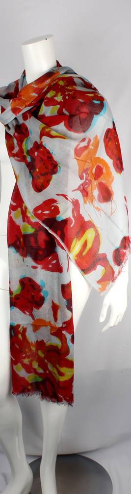 Alice & Lily beautiful floral abstract print blossom Style: SC/WIN19/V8
