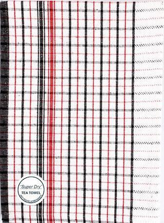Super dry dobby tea towel 50x70cm black Code:T/T-SDRY/BLK