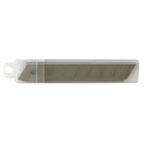 SNAP KNIFE BLADES 18MM (PKT 10
