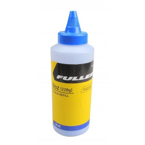 Fuller Marking Chalk 8oz Blue