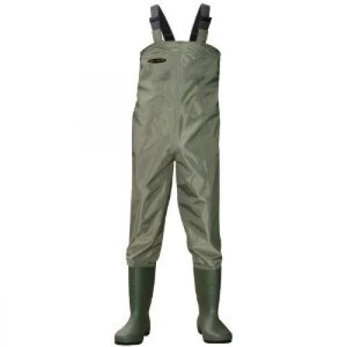 H/Duty PVC/Nylon Chest Waders
