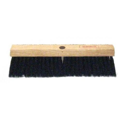 600mm (24 ) W/Shop Broom Head