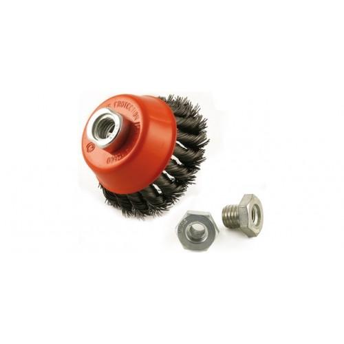 Hsk100/26g Multi WireCup Brush