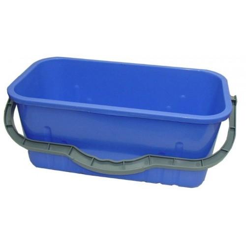 12Lt Rectangle Plastic Bucket