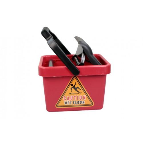 9Lt Plastic Wringer Bucket