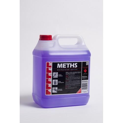 4Lt Methylated Spirits