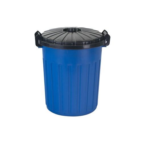 45L Plastic O/door Rubbish Bin