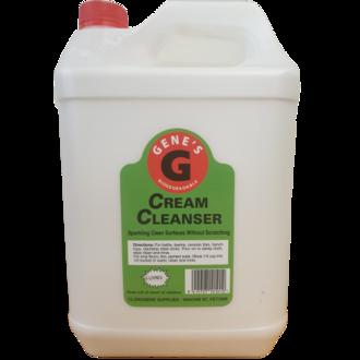 Cream Cleanser 5LT