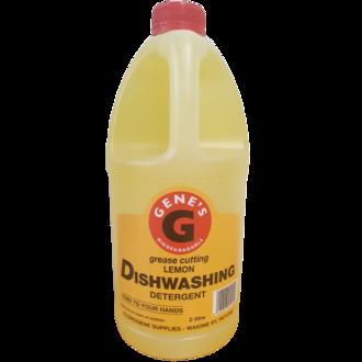 Genes2lt Lemon Dish Wash liquid