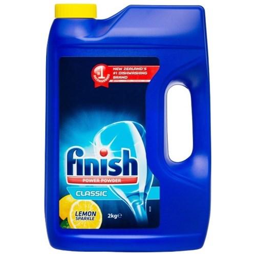 (2kg) Finish Dishwash Powder