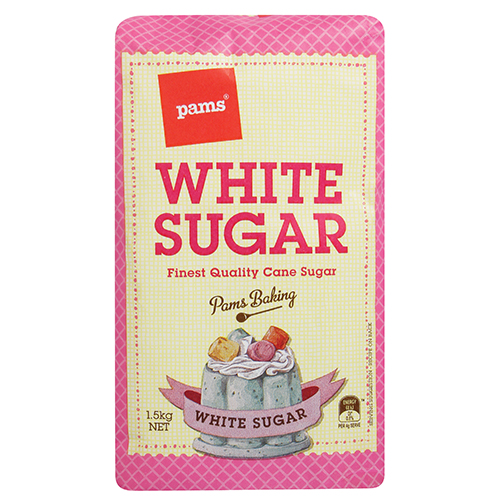 1.5kg Sugar
