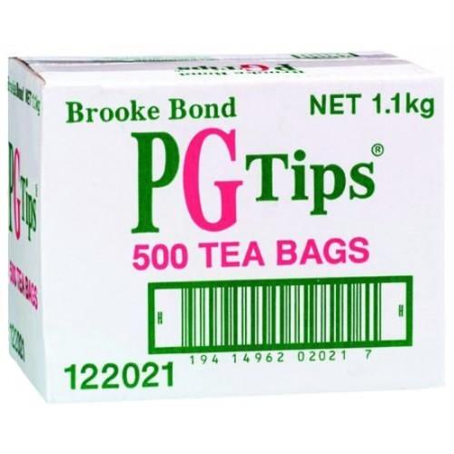 PG Tips Tea Bags (500)