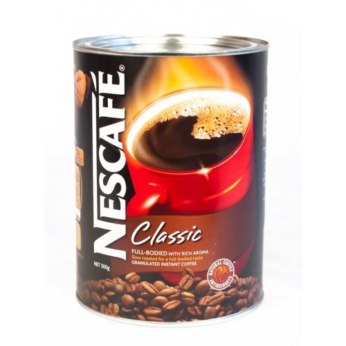 500g Nescafe Classic Coffee