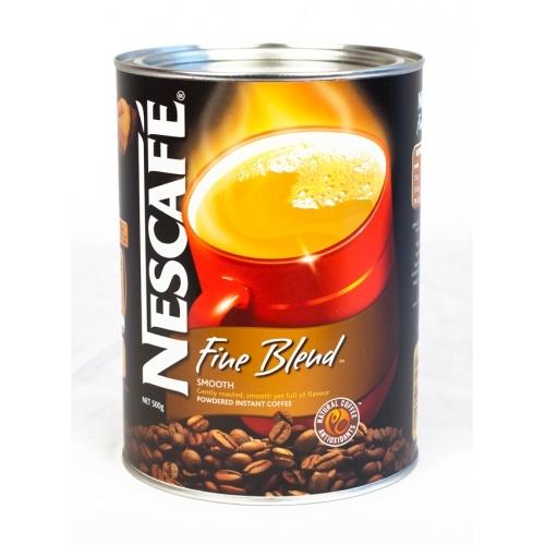500g Nescafe Fine Blend Coffee