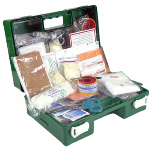 #1 First Aid Kit Plastic