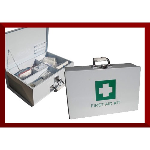 Industrial First Aid Kit Metal