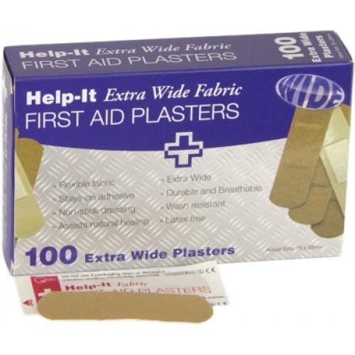 Protec Plasters (box/100)